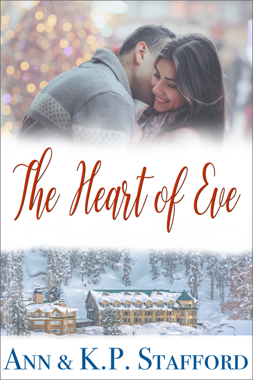 The Heart of Eve: The Heart of Christmas Series (A Short Clean Christmas Romance – Book 1)