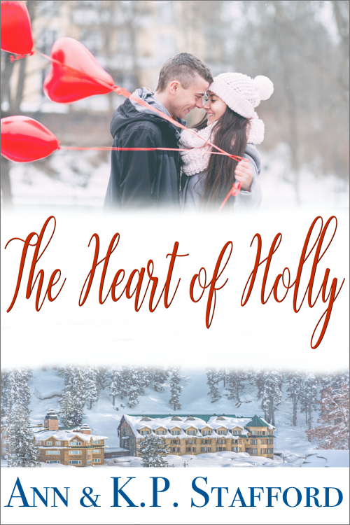 The Heart of Holly: The Heart of Christmas Series (A Short Clean Christmas Romance – Book 2)